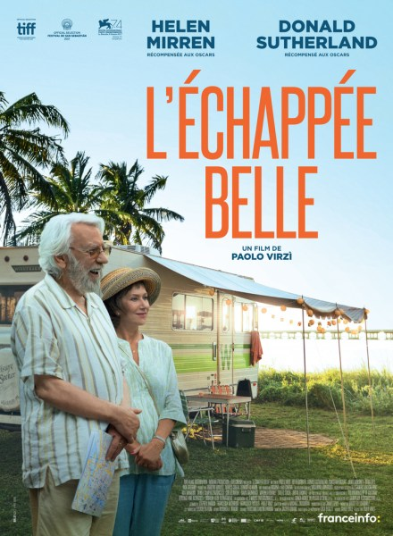 The Leisure Seeker French Poster