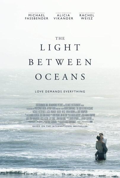 The Light Between Oceans New Poster