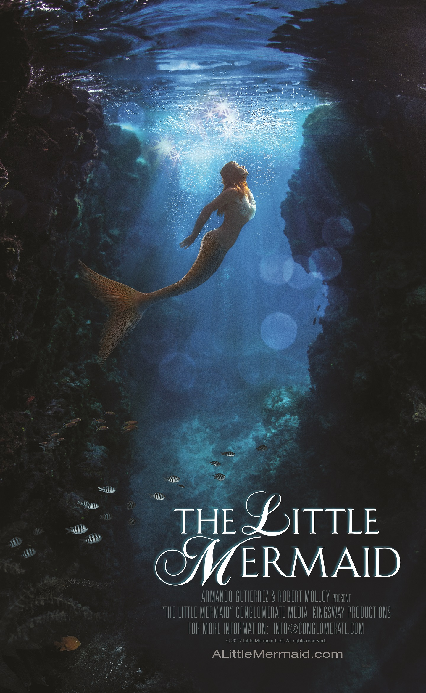 the little mermaid teaser trailer