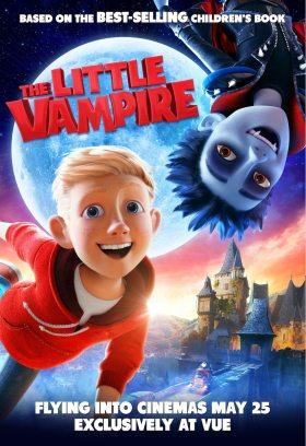 The Little Vampire movie