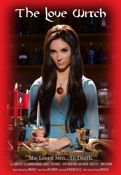 The Love Witch Poster