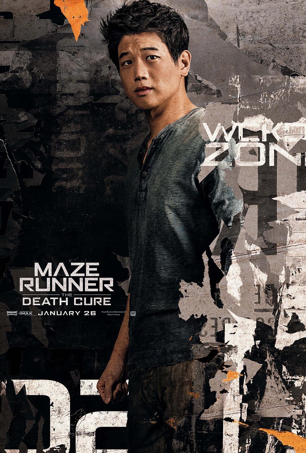 Maze Runner 3 Kinostart