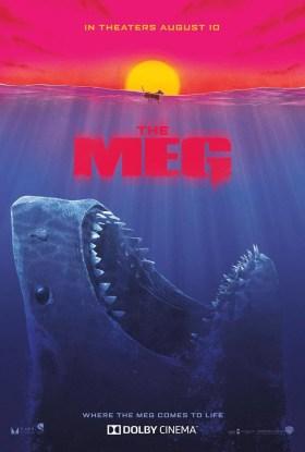 The Meg Dolby Poster
