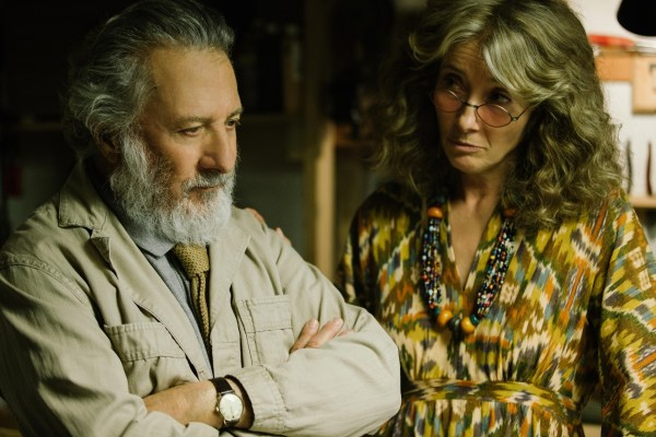 The Meyerowitz Stories - Dustin Hoffman And Emma Thompson