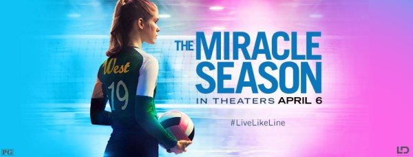 The Miracle Season Film 2018