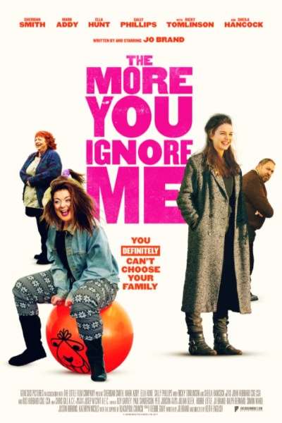The More You Ignore Me Movie Poster