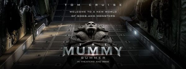 The Mummy Movie - June 2017
