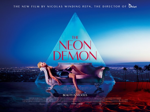 The Neon Demon - Banner - Beauty is vicious