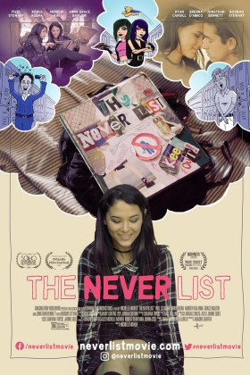 The Never List Movie Poster