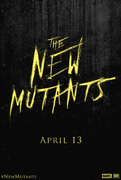 The New Mutants Teaser Poster