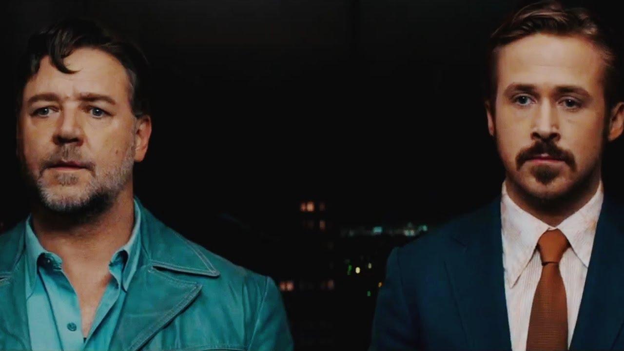 The Nice Guys Crowe And Gosling