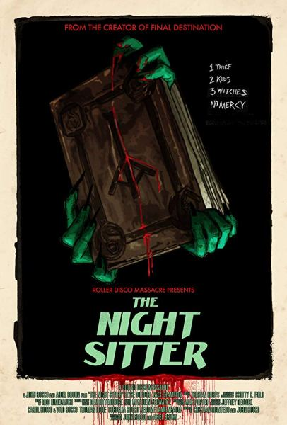 The Night Sitter Movie Poster