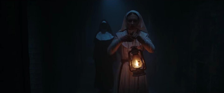 The Nun Teaser Trailer