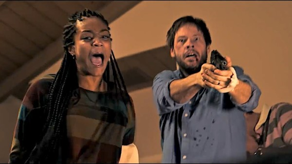 The Oath - Ike Barinholtz And Tiffany Haddish
