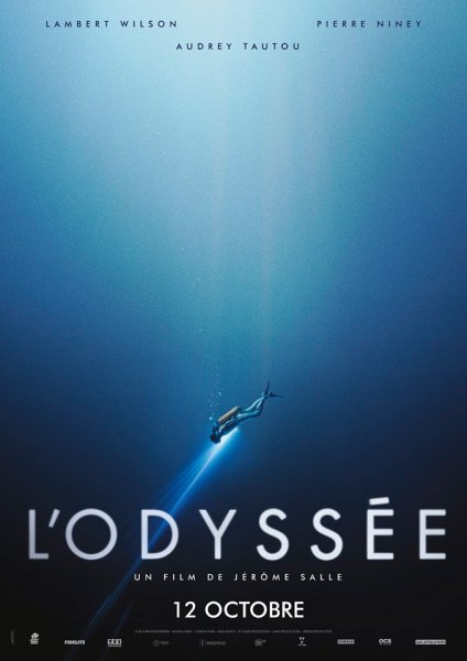 The Odyssey Movie - teaser poster