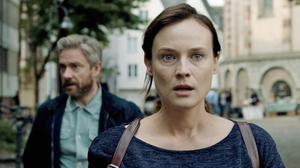 The Operative movie - Martin Freeman, Diane Kruger