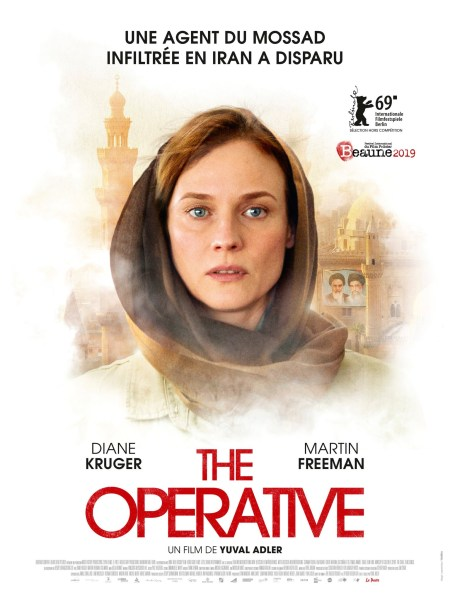 The Operative Movie Poster
