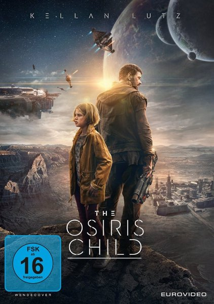 The Osiris Child International Poster