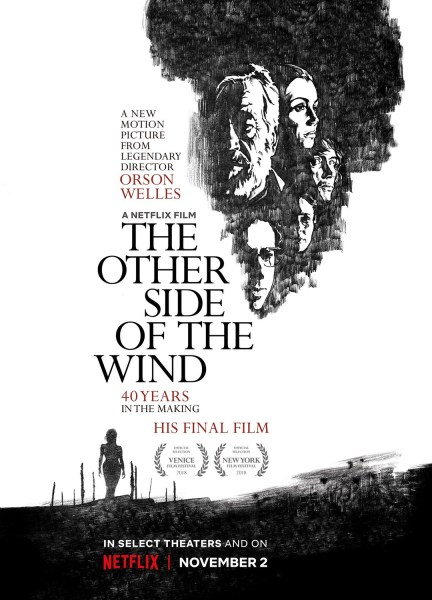 The Other Side Of The Wind Movie Poster