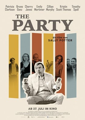 The Party German Poster