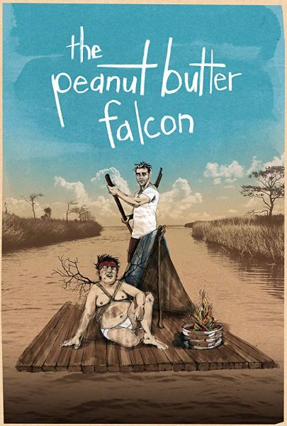 The Peanut Butter Falcon Teaser Poster