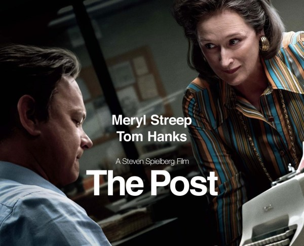 The Post Movie Meryl Streep And Tom Hanks