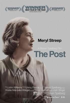The Post New Character Poster - Meryl Streep