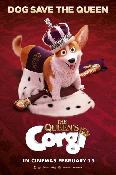 the queen u0026 39 s corgi movie   teaser trailer