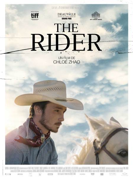 The Rider French Poster