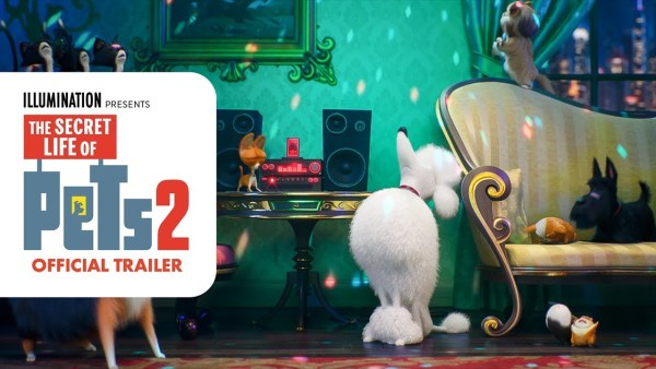 The Secret Life Of Pets 2 Film