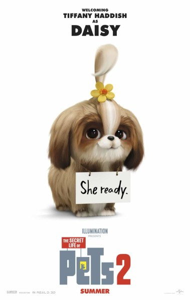 The Secret Life Of Pets 2 Daisy