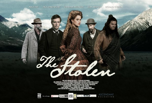 The Stolen Movie Poster