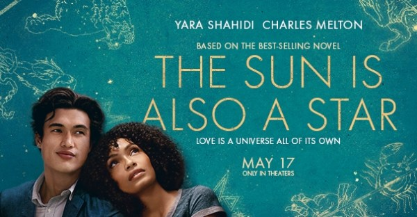 The Sun Is Also A Star Movie