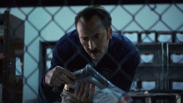 The Trust movie - Nicolas Cage