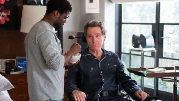 The Upside 2019 Kevin Hart And Bryan Cranston
