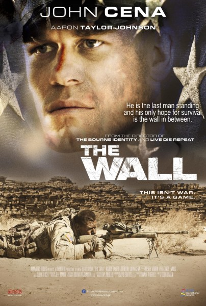 The Wall Movie - Filipino Poster
