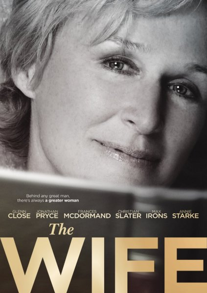 The Wife Movie Teaser Poster