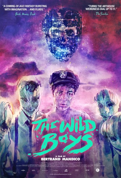 The Wild Boys Movie Poster
