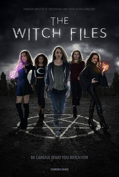 The Witch Files Movie Poster