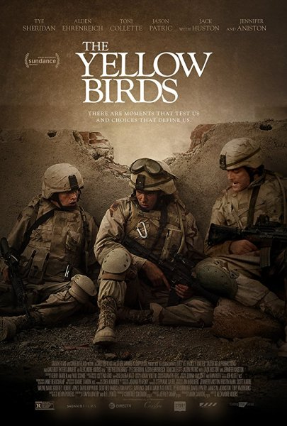 The Yellow Birds Movie New Poster