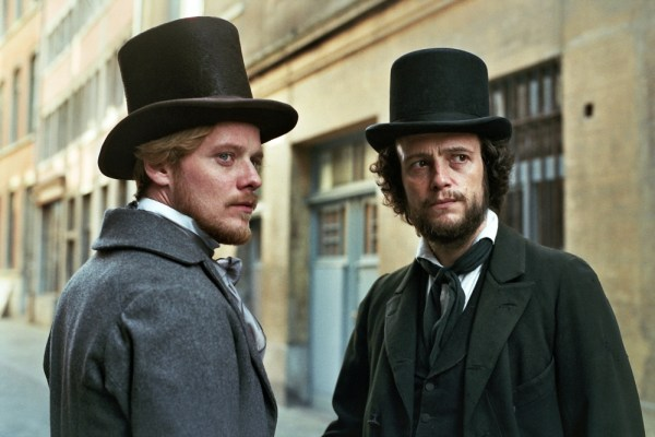 The Young Karl Marx Movie