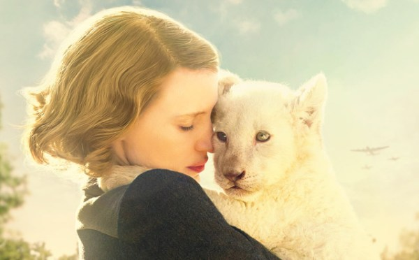 The Zookeeper's Wife - Jessica Chastain