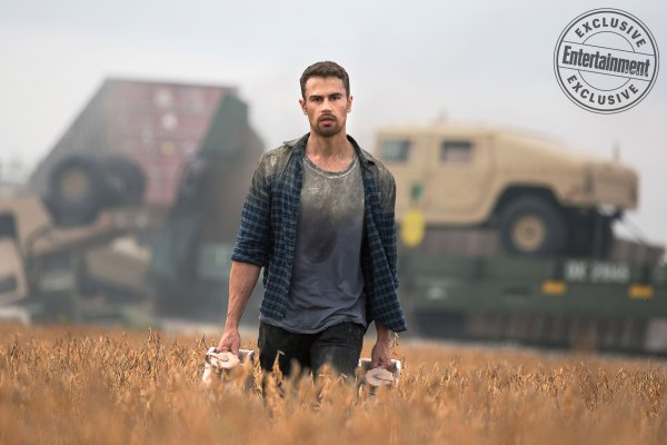 Theo James - How It Ends Movie