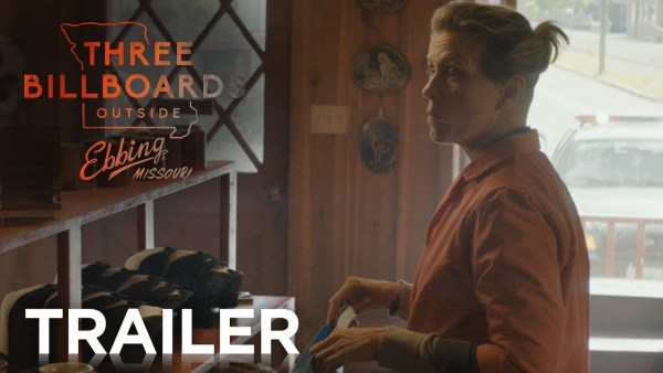 Three Billboards Outside Ebbing Missouri Frances McDormand