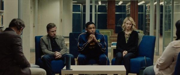 Tim Roth, Naomi Watts, And Kelvin Harrison Jr. In Luce (2019)