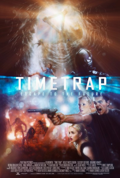 Time Trap Official Poster