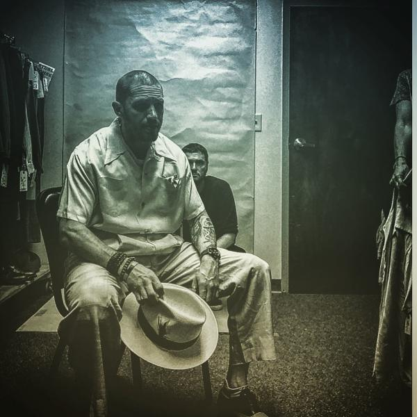 Tom Hardy is Al Capone - Fonzo Movie