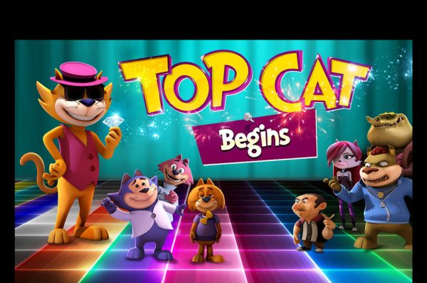 Top Cat Begins Movie