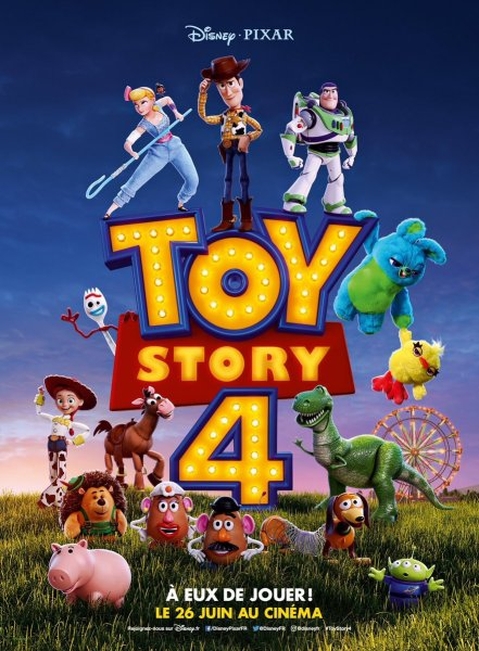 Toy Story 4 Poster