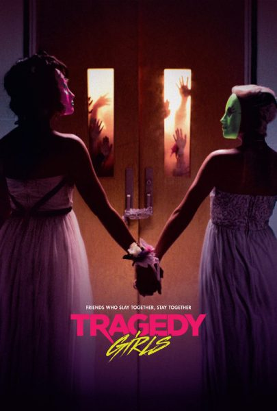 Tragedy Girls Film Poster